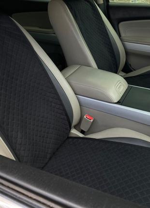 ✅Накидки, чехлы на сидения авто из искусственной замши Алькантара