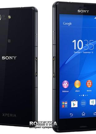 Sony Xperia Z3 Compact D5803 (Black)+ бонус