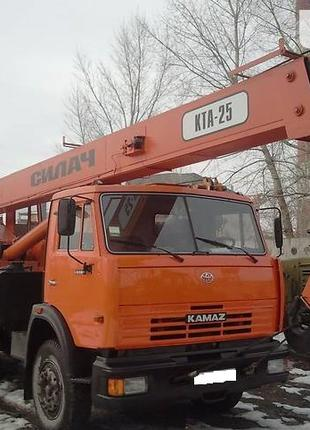 Авто кран, кран, автокран, послуга авто-крана, 25 тонн