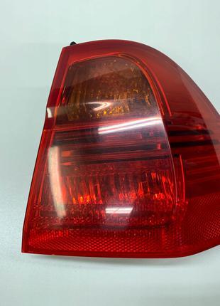 63217160062 Фонарь задний правый внешний на BMW E91 3 Series