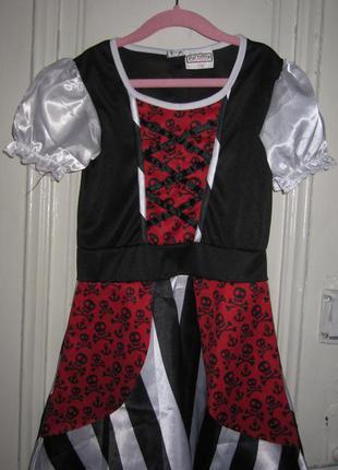 Платье карнавальное.6 лет.рост 116см