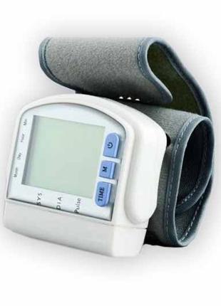 Тонометр  на запястье  Для измерения пульса и давления