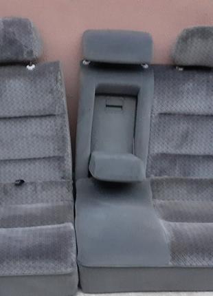 Диван задние сидения Салон Сидения Opel Vectra B