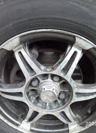 Литые R14 4x100/98