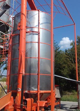 Продается мобильная зерносушка Agrex PRT 250 ME