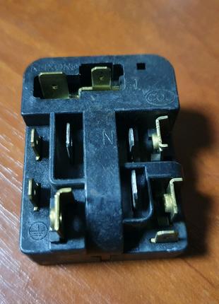 Реле KLIXON 6SP9022 EP4X2ABJX пусковое на компрессор