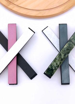 Природные точильные камни бланки точилка для ножей