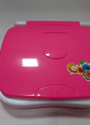 Детский интерактивный ноут компьютер