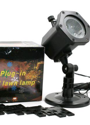 Уличный Диско LASER Shower Light XL-805
