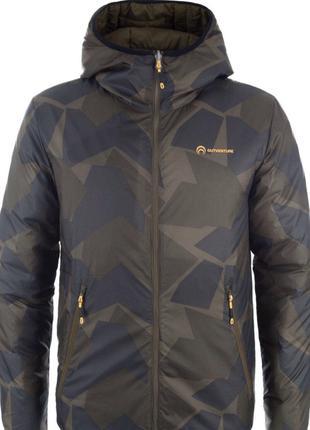 Куртка двухсторонняя Outventure Add Dry (Т3) Мужская Зеленая