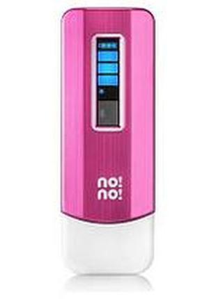 Свето эпилятор no no hair pro3 розовый