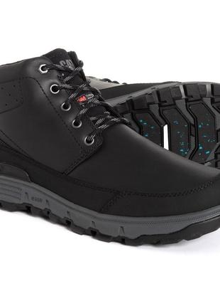 Теплые непром-мые ботинки кожа caterpillar drover ice 42-45