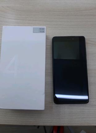 Мобильный телефон Xiaomi Redmi Note 4x 2/16 black