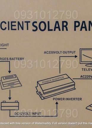 Монокристаллическая серия солнечных панелей Jarrett 100W, 5.5A/18