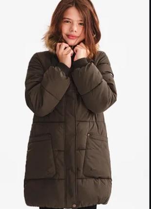 Тепла курточка плащик для дівчинки від c&a німеччина