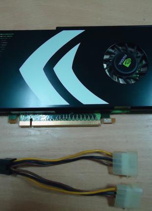 Видеокарта GeForce 8800GT 512Mb 256Bit Для Танков