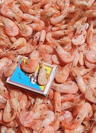 Морепродукты, креветка черноморская (азовская)