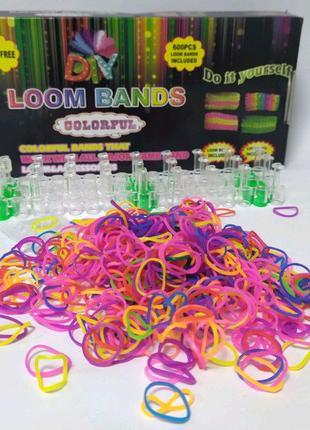 Набор для плетения Loom Bands