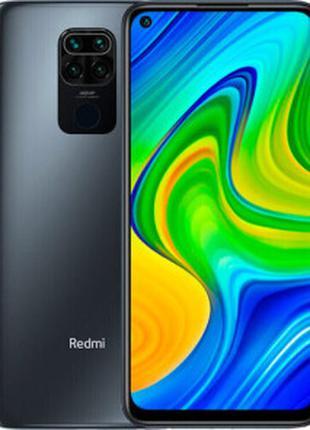 Xiaomi Redmi Note 9 4/128GB Onyx Black