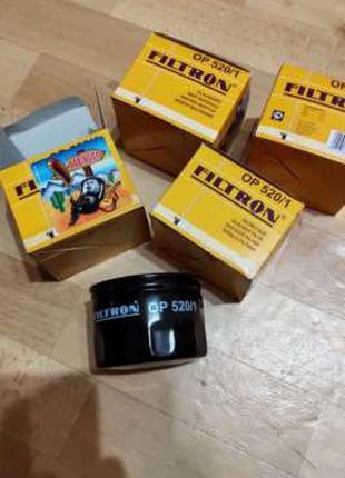 Масляный фильтр Filtron OP 520/1, Польша