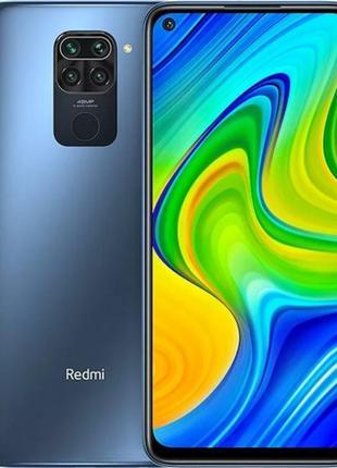 Мобільний телефон Xiaomi Redmi Note 9 3/64GB Midnight Grey