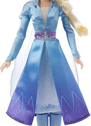 Поющая кукла Эльза Холодное сердце дисней Frozen Disney оригинал