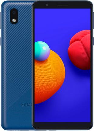 Мобільний телефон Samsung Galaxy A01 Core 1/16 GB Blue