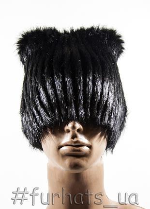 МЕХОВАЯ ШАПКА «ЛИАНА» Женская шапка из натурального меха