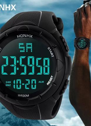 Спортивные электронные часы
