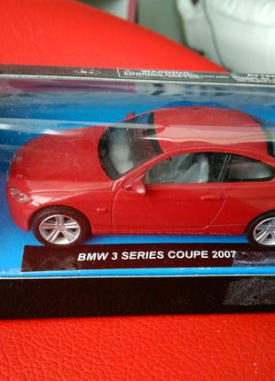 BMW  3 Series Coupe   2007  1:43  NEW RAY