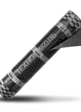 Рубероид Технониколь Полибуд ЭКП 3,5 сланец серый 1м х 9м