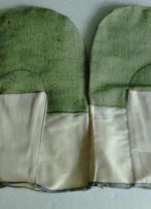 Рабочие рукавицы.
