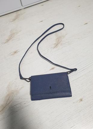 Милай маленькая кожаная сумочка портмоне кошелек