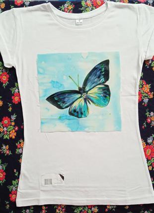Рисую на одежде