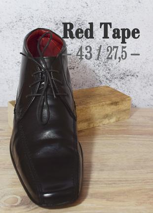 Ботинки Red Tape осень 43