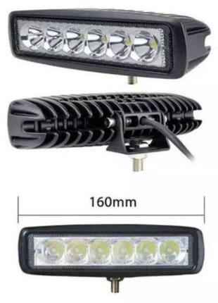 Дневные огни ходовые светодиодные Фары LED дхо