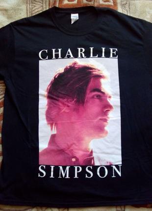 Футболка Charlie Simpson