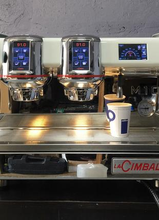 La Cimbali M100 GT HD DT2 TS Milk 4 уже в Украине со скидкой 50%