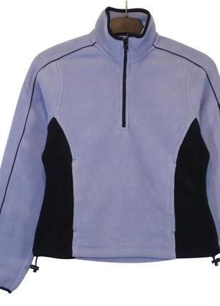 Флисовая кофта женская спортивная толстовка бренд port authori...