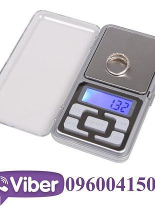 Весы ювелирные карманные электронные