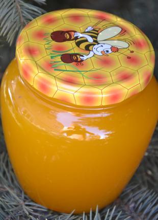 МЕД-КРЕМ натуральный, пчелинный