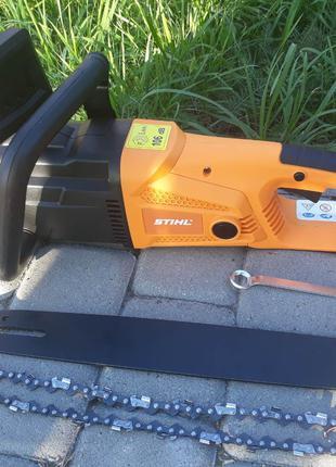 Электрическая пила штиль stihl MSE 210C-Q (электропила)електропил
