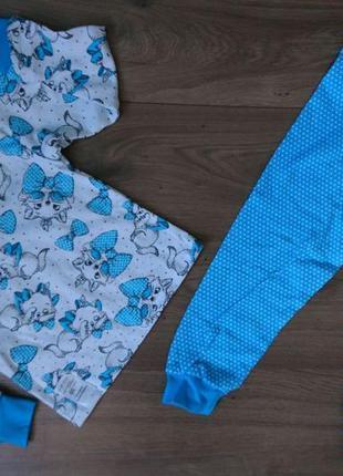 Пижама на планке детская