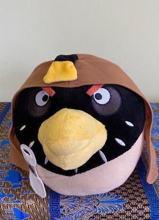 Мягкая игрушка Angry Birds star wars Оби-Ван Кеноби
