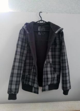 Куртка мужская Pull & Bear, демисезонная (осень, весна, дешево)