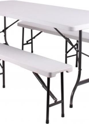 Стол раскладной складной Крайслер
