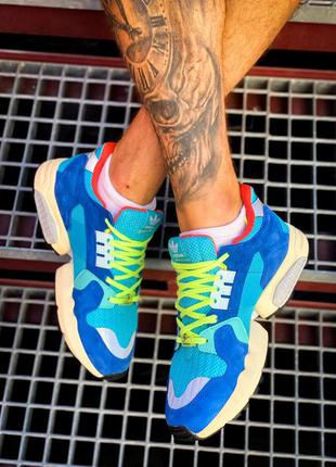 Кроссовки adidas zx torsion bright