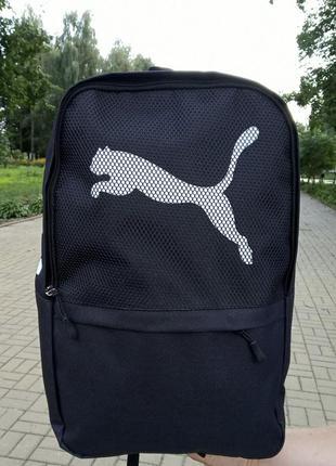 Новый стильный рюкзак с модным логотипом.