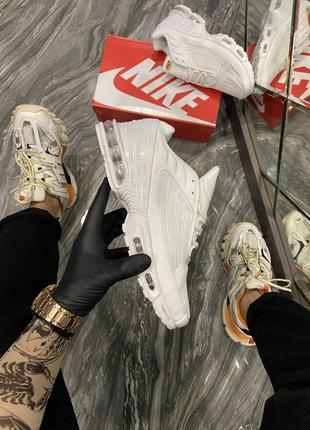 Кроссовки Nike Air Max Plus 3 White