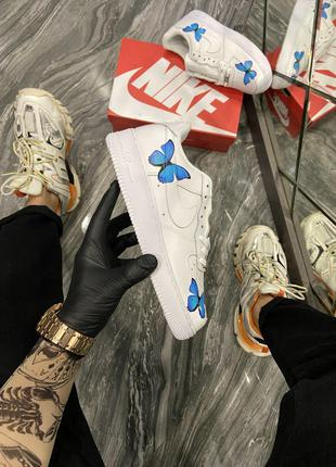 Кроссовки Nike Air Force 1 Low Butterfly